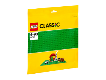 LEGO® Classic 10700 Grüne Bauplatte