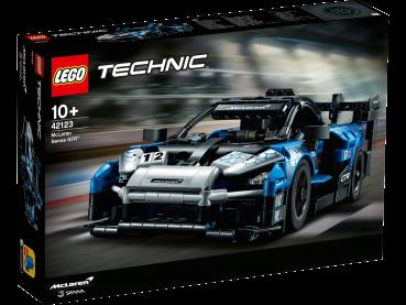 LEGO® Technic - 42123 McLaren Senna GTR™