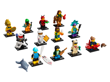 LEGO® Minifiguren Serie 21 71029 Kompletter 12er Satz